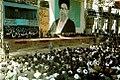 9th Death Anniversary of Ruhollah Khomeini at mausoleum - 4 June 1998 07.jpg