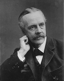 Arthur Balfour Prime Minister of the United Kingdom from 1902 to 1905