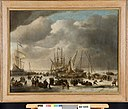 A. Beerstraten - Wintergezicht met schepen vastgelopen in het ijs - NK1609 - Cultural Heritage Agency of the Netherlands Art Collection.jpg