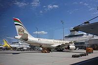 A6-EYG - A332 - Etihad Airways
