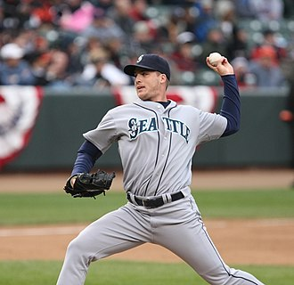 2003 Seattle Mariners season - Eric O'Flaherty was selected by the Mariners in the sixth round.
