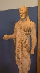 Kore of Acropolis (Acropolis Museum n. 680)