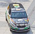 ADAC Rallye Deutschland 2013 - Fahrerpräsentation auf dem Roncalliplatz-4767.jpg