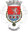 Coat of arms of Amarante