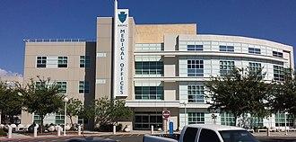 Arrowhead Regional Medical Center - The medical office building of Arrowhead Regional Medical Center.