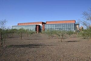 The Biodesign Institute - Image: ASU Main Bio East 2009 01 30