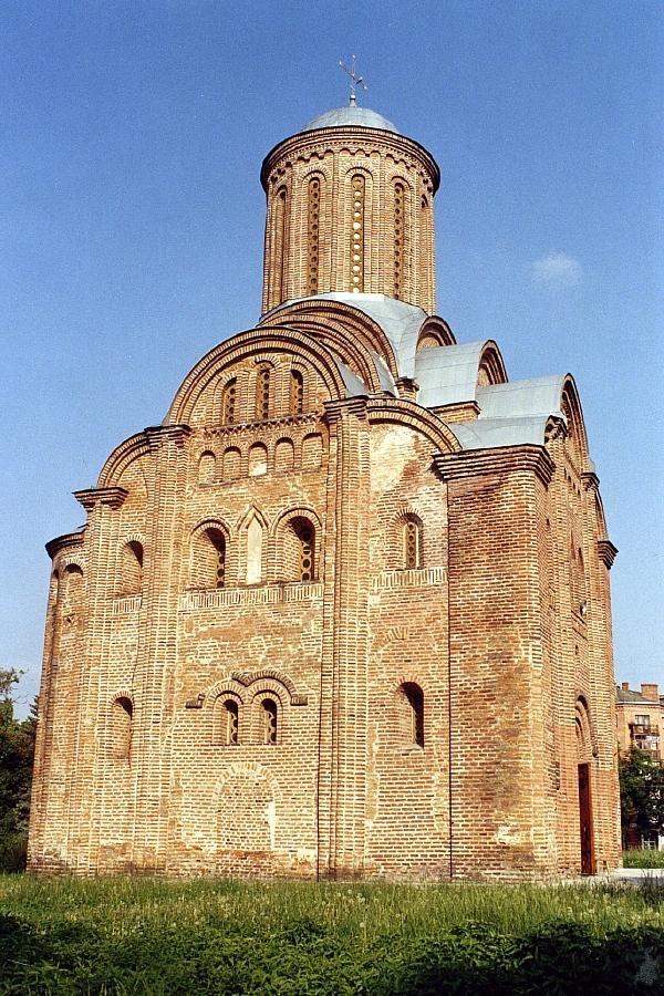 AX Chernihiv Pyatnytska Church