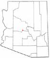AZMap-doton-Black Canyon City.png
