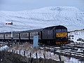 A 'Pullman' train at Blea Moor - geograph.org.uk - 1152809.jpg
