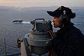 A Sailor stands watch. (9135769250).jpg