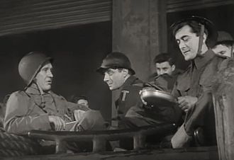 Claude Dauphin (actor) - Image: A Salute to France (1944) 1