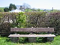 A Welcome Seat in Horton in Ribblesdale - geograph.org.uk - 430407.jpg