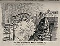 A doctor reassuring a patient that he can cure him. Wood eng Wellcome V0011447.jpg
