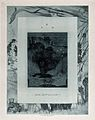 A ghost emerging from a hole in the ground; fish, sirens and Wellcome V0025916.jpg