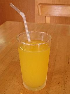 Orange juice juice made from oranges
