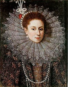A lady, formerly known as Veronica Gambara (c.1610).jpg