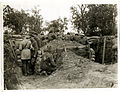 A post in the trenches held by Dogras, and an Indian machine gun section (Photo 24-291).jpg