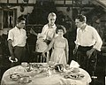 """A scene from """"Three Men and a Girl"""" (SAYRE 13217).jpg"""