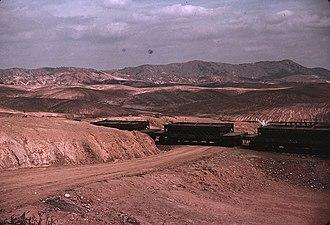 Burra Burra Mine (Tennessee) - The Ducktown Basin, 1939