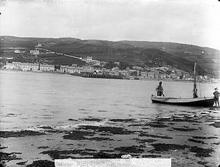 A view of Aberdyfi from Penrhyn
