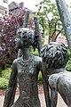 Aachen, Skulptur -Stelzenläufer- -- 2016 -- 2791.jpg