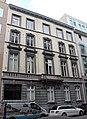 Aarlenstraat 92 rue d'Arlon Brussels 2012-04.jpg