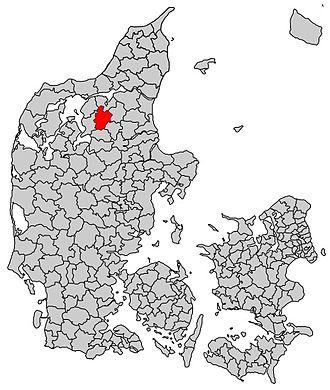 Aars Municipality - Image: Aars Kommune
