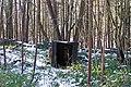 Abandoned hut in the woods, Oughtibridge - geograph.org.uk - 1633375.jpg