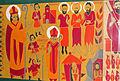 Abbaye Saint-Martin-des-Glandières, Fresques de la crypte..jpg