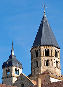 Abbaye de Cluny, 2010 crop
