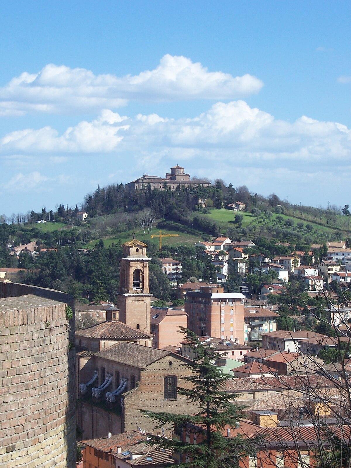Chiesa Di Sant 39 Agostino Cesena Wikipedia