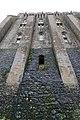 Abbey - Mont Saint Michel Abbey walls (32924662085).jpg