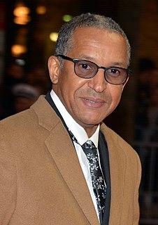 Abderrahmane Sissako Mauritanian film director