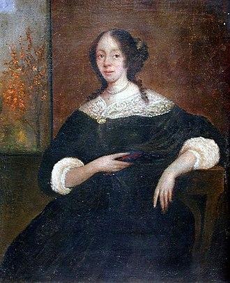 Francis Folger Franklin - Abiah Folger Franklin, Francis' grandmother and namesake.