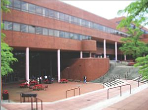 York College, City University of New York - Academic Core Building