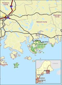 Harbor Island Park Map