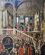 Accademia - Miracolosa guarigione della figlia di Benvegnudo de San Polo - Giovanni Mansueti Cat562.jpg