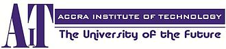 Accra Institute of Technology - Image: Accra Institute of Technology Logo 2