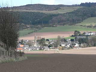 Abernethy, Perth and Kinross village in Perth and Kinross, Scotland