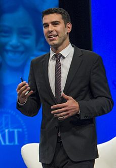 Adam Braun at SALT Conference 2013.jpg