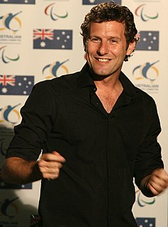 Adam Hills Australian comedian and radio and television presenter