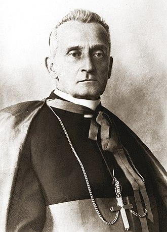 Archbishop of Kraków - Cardinal Sapieha