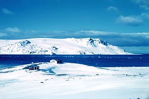 Antarctic Specially Managed Area - Image: Admiralty Bay Base G