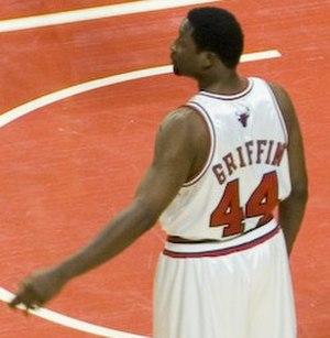 Adrian Griffin - Griffin in 2007