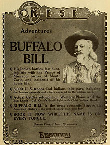 Buffalo bill cody resource learn about share and discuss buffalo buffalo bills wild west tours of europe fandeluxe Image collections