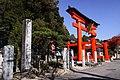 Aekuni jinja Gate.JPG