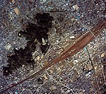 Aerial photograph of Shizuoka city Mount Yatsu.jpg