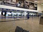 Aeroporto di Alghero Fertilia - Banchi Check-in.jpg