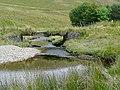 Afon Camddwr north of Soar-y-Mynydd, Ceredigion - geograph.org.uk - 1515341.jpg