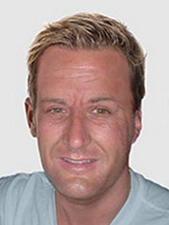 FBI Ten Most Wanted Fugitives - Image: Age accelerated image of Jason Derek Brown